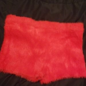 Victoria Secret Fuzzy Shorts